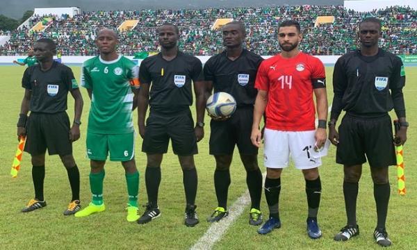 ملخص مباراة مصر وجزر القمر اليوم الاثنين 18-11-2019 | تصفيات أفريقيا 2021