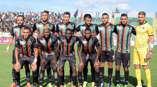 أهداف و ملخص مباراة مولودية وجدة والجيش الملكي اليوم الأحد 8-12-2019 | الدوري المغربي