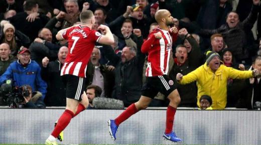 أهداف و ملخص مباراة نيوكاسل وشيفيلد يونايتد اليوم الخميس 5-12-2019 | الدوري الإنجليزي