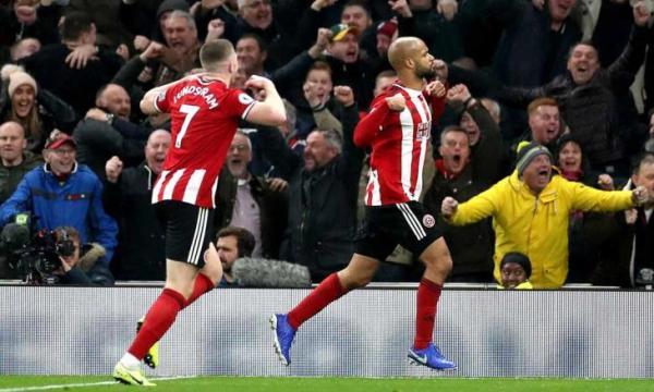 أهداف و ملخص مباراة نيوكاسل وشيفيلد يونايتد اليوم الخميس 5-12-2019   الدوري الإنجليزي