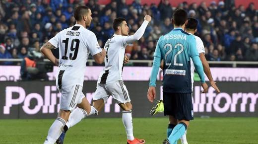 ملخص مباراة يوفنتوس وأتلانتا اليوم السبت 23-11-2019 | الدوري الإيطالي