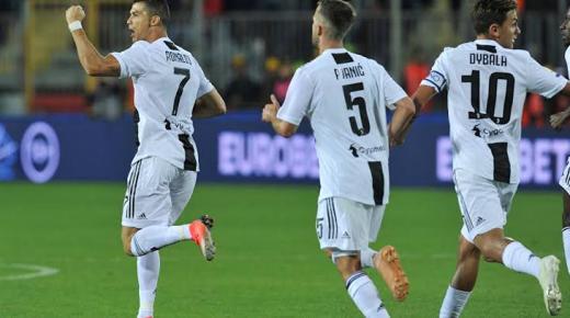 أهداف و ملخص مباراة يوفنتوس ولاتسيو اليوم السبت 7-12-2019 | الدوري الإيطالي