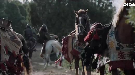 مسلسل ممالك النار الحلقة 9 التاسعة