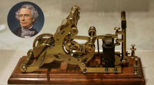 من هو مخترع التلغراف؟