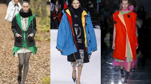 أحدث تصميمات أزياء شتاء 2019 بالصور