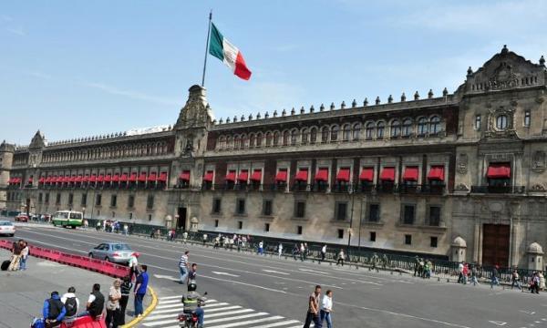 نظام الحكم في المكسيك