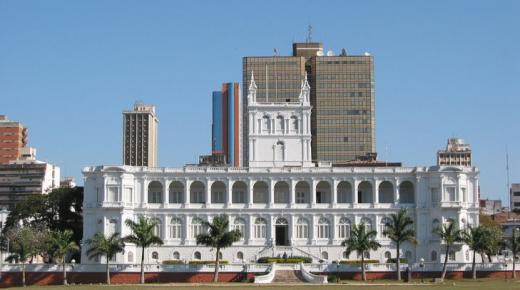 نظام الحكم في باراجواي