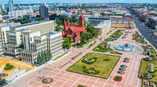 نظام الحكم في بيلاروسيا