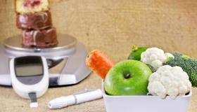 نظام غذائي لمرضى السكر من النوع الأول لإنقاص الوزن
