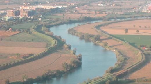 ماذا تعرف عن نهر التيبر ؟