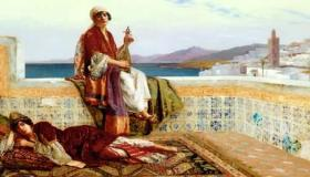 مختارات من شعر الغزل في العصر الجاهلي