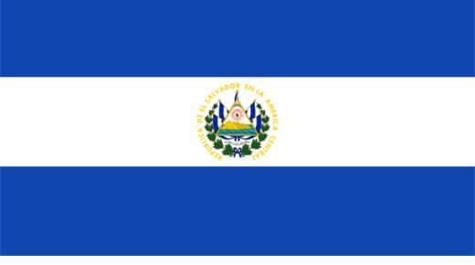 ما معنى ألوان علم السلفادور؟