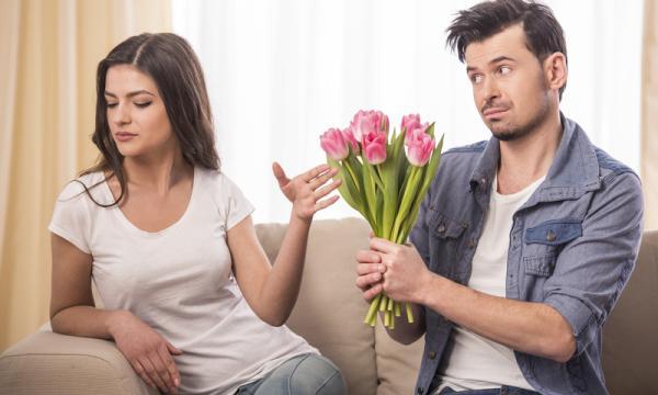 كيف تصالح حبيبتك ؟