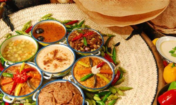 مجموعة وصفات لذيذة من المطبخ السعودي