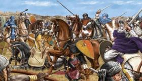 معركة بلاط الشهداء وخضوع أوروبا لسيطرة الفرنجة