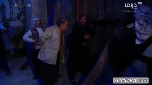 مسلسل باب الحارة 4 الحلقة 2 الثانية