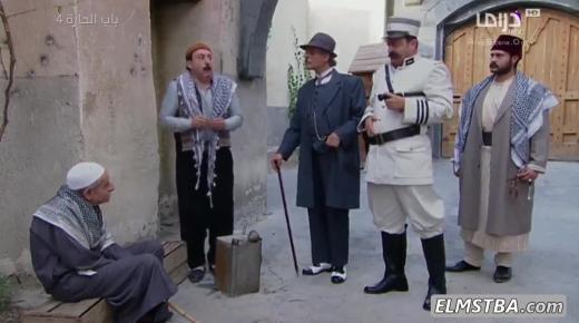 مسلسل باب الحارة 4 الحلقة 15 الخامسة عشر