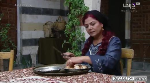 مسلسل باب الحارة 4 الحلقة 17 السابعة عشر