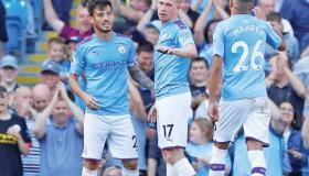 موعد مباراة مانشستر سيتي وإيفرتون الأربعاء 1-1-2020 والقنوات الناقلة | الدوري الإنجليزي