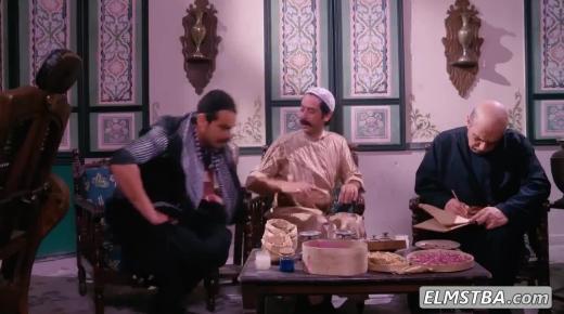 مسلسل باب الحارة 9 الحلقة 4 الرابعة