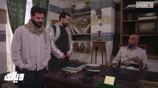 مسلسل باب الحارة 10 الحلقة 26 السادسة والعشرون