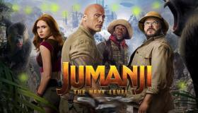 فيلم Jumanji: The Next Level (2019) مترجم