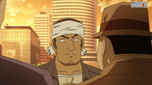 Detective Conan المحقق كونان الحلقة 956 مترجمة
