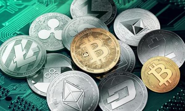 إنشاء تطبيق تداول العملات الرقمية