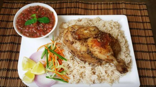 طريقة تحضير مندي الدجاج على الطريقة الفلسطينية