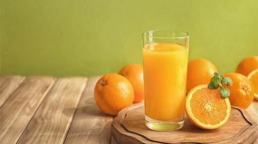 فوائد عصير البرتقال للبشرة والوقاية من السرطان