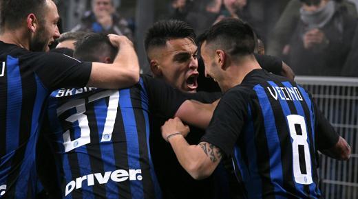 موعد مباراة إنتر ميلان وكالياري الثلاثاء 14-1-2020 والقنوات الناقلة | كأس إيطاليا
