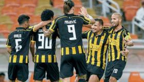 موعد مباراة الاتحاد والرائد الجمعة 31-1-2020 والقنوات الناقلة | الدوري السعودي
