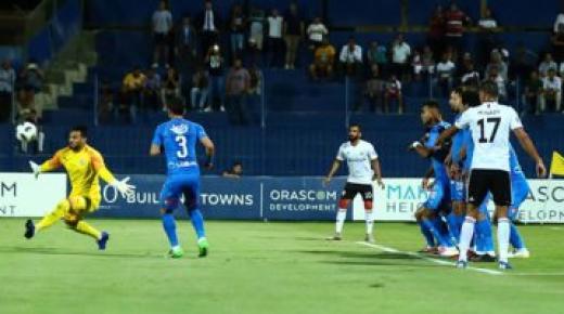 موعد مباراة الزمالك والجونة الأربعاء 15-1-2020 والقنوات الناقلة | الدوري المصري