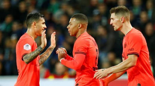 موعد مباراة باريس سان جيرمان وسانت إيتيان الأربعاء 8-1-2020 والقنوات الناقلة | كأس الرابطة الفرنسية