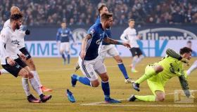 ملخص مباراة شالكه وهيرتا برلين اليوم الجمعة 31-1-2020 | الدوري الألماني