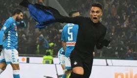 أهداف و ملخص مباراة إنتر ميلان ونابولي اليوم الاثنين 6-1-2020 | الدوري الإيطالي