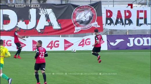 أهداف و ملخص مباراة اتحاد العاصمة وشبيبة القبائل اليوم الخميس 16-1-2020 | الدوري الجزائري