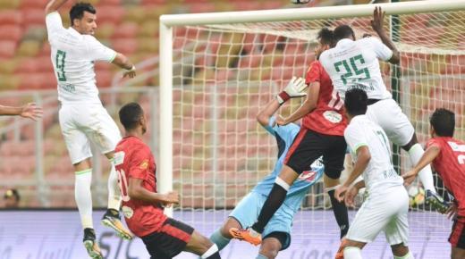 أهداف و ملخص مباراة الأهلي والرائد اليوم الخميس 23-1-2020 | الدوري السعودي