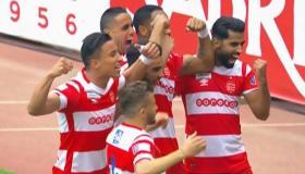 أهداف و ملخص مباراة النجم الساحلي والنادي الأفريقي اليوم السبت 4-1-2020 | الدوري التونسي