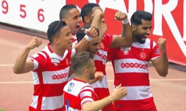 أهداف و ملخص مباراة النجم الساحلي والنادي الأفريقي اليوم السبت 4-1-2020   الدوري التونسي
