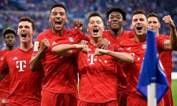 أهداف و ملخص مباراة بايرن ميونخ وشالكه اليوم السبت 25-1-2020   الدوري الألماني