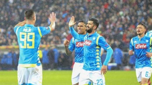 أهداف و ملخص مباراة نابولي وبيروجيا اليوم الثلاثاء 14-1-2020 | كأس إيطاليا