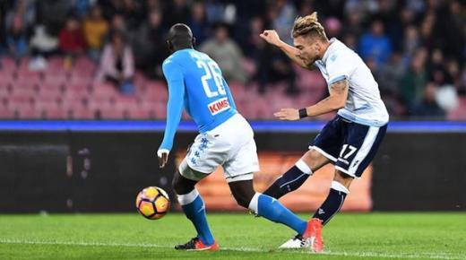 أهداف و ملخص مباراة نابولي ولاتسيو اليوم الثلاثاء 21-1-2020 | كأس إيطاليا