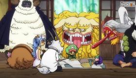 One Piece أنمي ون بيس الحلقة 918 مترجمة
