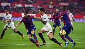 أهداف و ملخص مباراة اشبيلية وليفانتي اليوم الثلاثاء 21-1-2020 | كأس ملك إسبانيا
