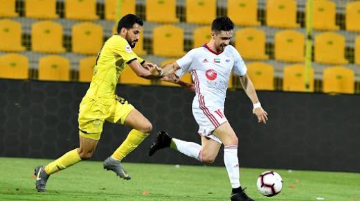موعد مباراة الشارقة والوصل الخميس 27-2-2020 والقنوات الناقلة | الدوري القطري