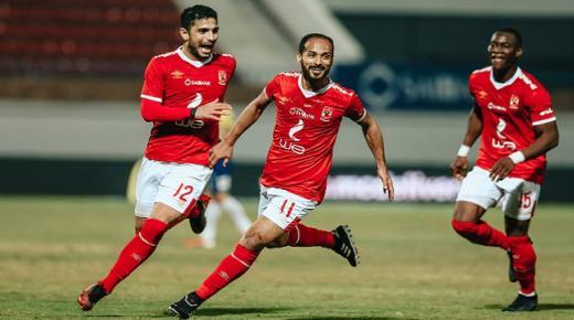 أهداف و ملخص مباراة الأهلي والمصري اليوم الجمعة 14-2-2020 | الدوري المصري