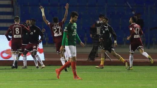 أهداف و ملخص مباراة الاتفاق والفيصلي اليوم الجمعة 21-2-2020 | الدوري السعودي