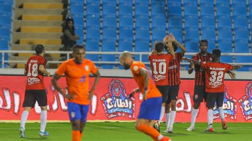 أهداف و ملخص مباراة الرائد والفيحاء اليوم الجمعة 28-2-2020 | الدوري السعودي