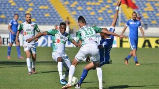 أهداف و ملخص مباراة الرجاء وأولمبيك خريبكة اليوم الأربعاء 5-2-2020 | الدوري المغربي